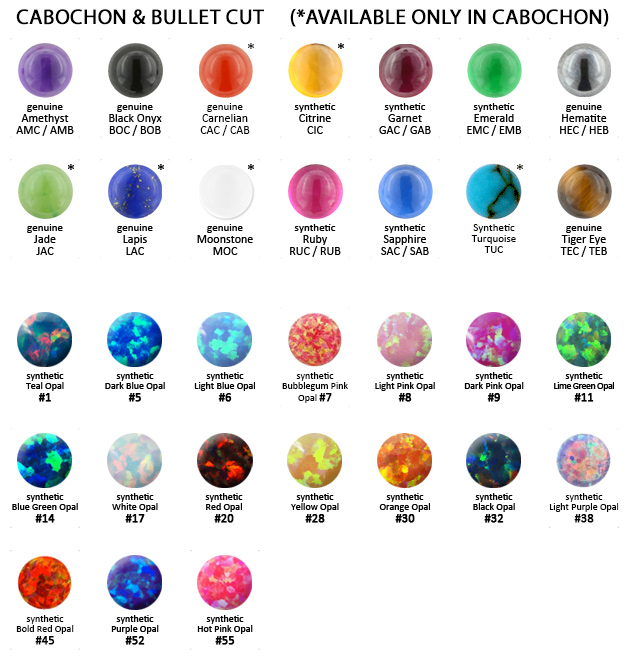stones-cabochon-bullet-cut